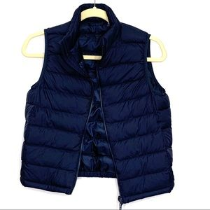 NWOT Uniqlo Light weight Puffer Vest